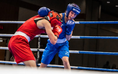 #FeatureFriday Special Edition | Ontario Boxers Await Their Next Stop on the Road to Olympics
